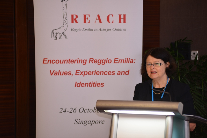 Ms Heather Conroy  Director of REACH